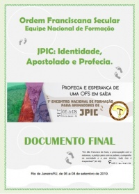 OFS divulga documento final do Encontro Nacional de JPIC