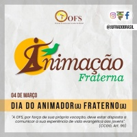 Dia do(a) Animador(a) Fraterno(a)