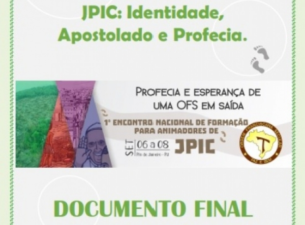 OFS divulga documento final do Encontro Nacional...